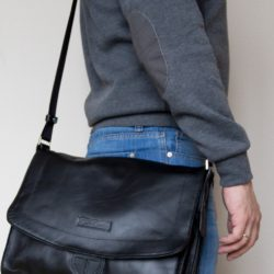Мужская сумка Коричневый