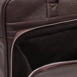 Деловая сумка Elberton Brown Коричневый