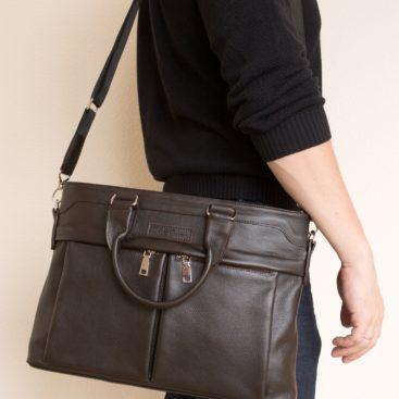 Мужская сумка Черный