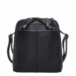 Компактный женский рюкзак-трансформер Eden Black Черный