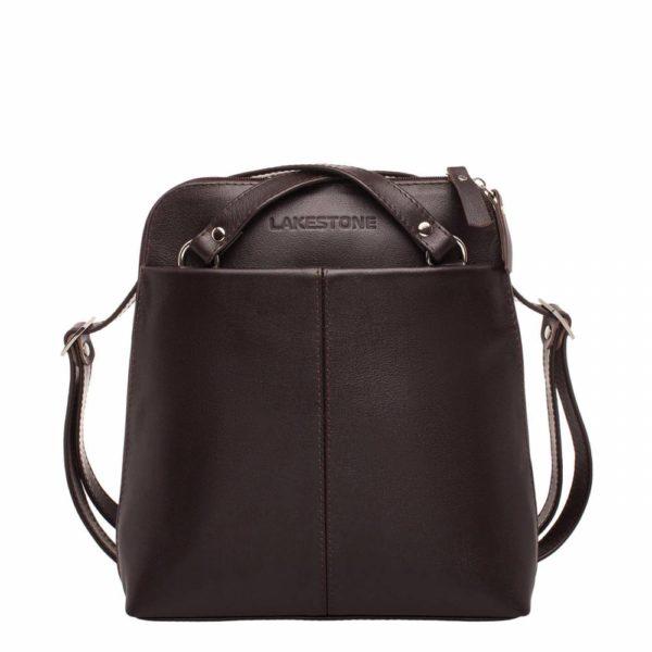 Компактный женский рюкзак-трансформер Eden Brown Коричневый