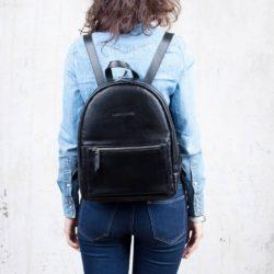 Женский рюкзак Caroline Black Черный