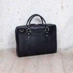 Деловая сумка Draycot Black Черный