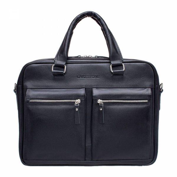 Деловая сумка Colston Black Черный