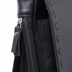 Портфель Cooper Black Черный
