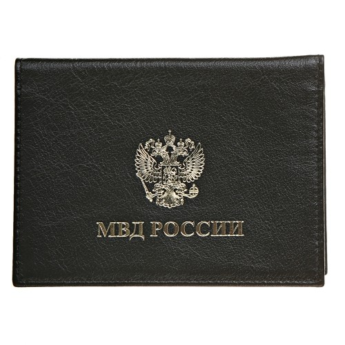 Обложка на удостоверение Rels МВД-КУЗ (МВД)