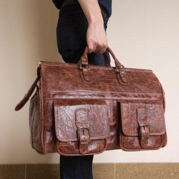 Дорожная сумка Коричневый