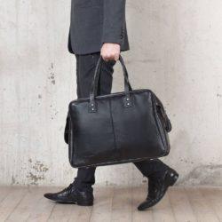 Дорожная сумка Merlin Black Черный