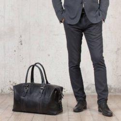 Дорожная сумка Olympus Black Черный