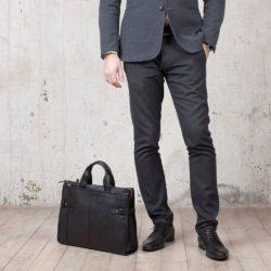 Деловая сумка Courtney Black Черный