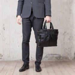 Деловая сумка Robertson Black Черный