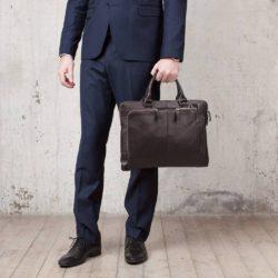 Деловая сумка Brook Brown Коричневый