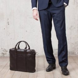 Деловая сумка Lichfield Brown Коричневый