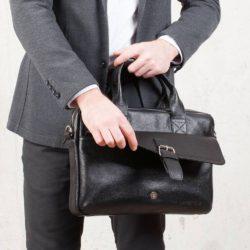 Деловая сумка Turner Black Черный