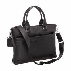 Деловая сумка Gilroy Black Черный