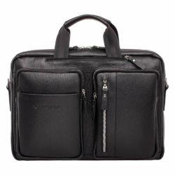 Деловая сумка Edmund Black Черный