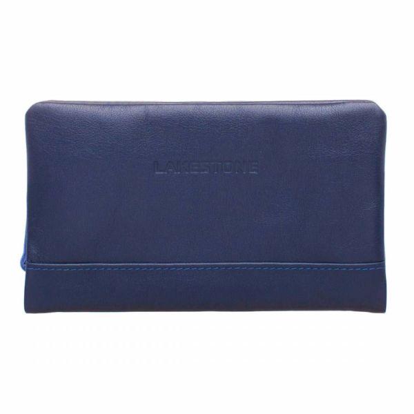 Клатч Crispin Dark Blue Синий