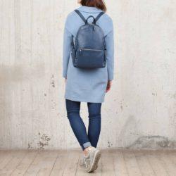 Женский рюкзак Belfry Dark Blue Синий
