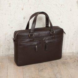 Деловая сумка Bedford Brown Коричневый