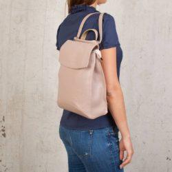 Женский рюкзак Ashley Ash Rose Пудровый