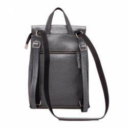 Женский рюкзак Ashley Silver Grey Серебряный