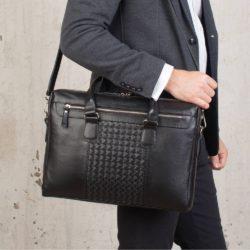 Деловая сумка Bramley Black Черный
