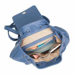 Небольшой женский рюкзак Clare Blue Светло-синий