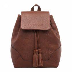Небольшой женский рюкзак Clare Light Brown Коричневый