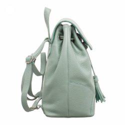 Небольшой женский рюкзак Clare Mint Green Зеленый (мятный)