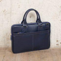 Деловая сумка Cromwell Dark Blue Синий