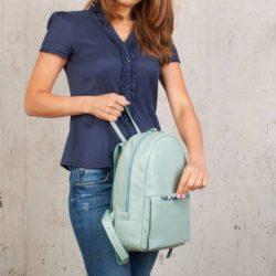 Женский рюкзак Darley Mint Green Зеленый (мятный)