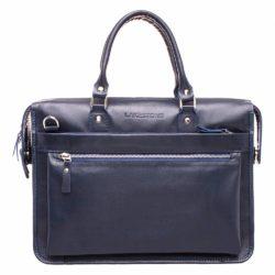 Деловая сумка Halston Dark Blue Синий