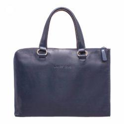 Деловая сумка-папка Randall Dark Blue Синий