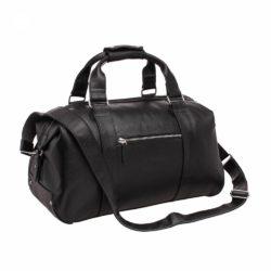 Дорожно-спортивная сумка Woodstock Black Черный